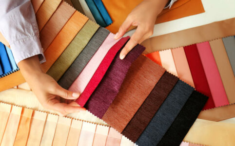 A Beginner's Guide To Fabrics and particular the Types of Fabric Areas